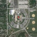 photo of Iowa State Football Stadium