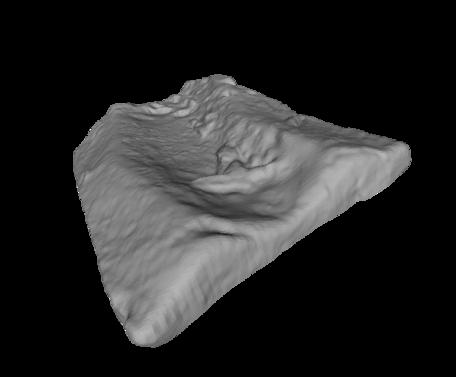 Image of Rippled Sandstone rendering.