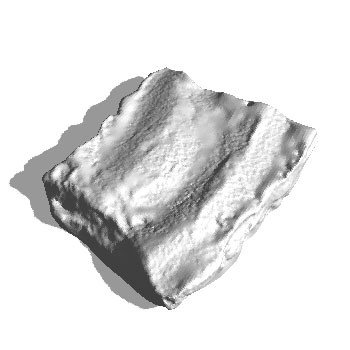 Image of Rippled Siltstone rendering.